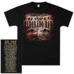 ZZ Top El Dorado Bar Tour T-Shirt