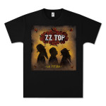 ZZ Top  La Futura Album Cover T-Shirt