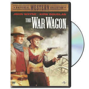 "John Wayne ""The War Wagon"" DVD (1967)"