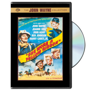"John Wayne ""She Wore a Yellow Ribbon"" DVD (1949)"