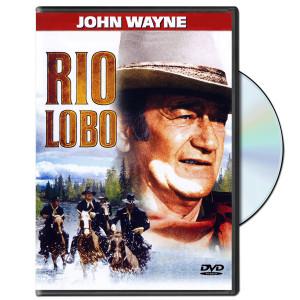 """John Wayne """"Rio Lobo"""" DVD (1970)"""