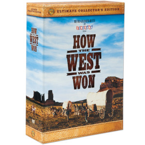 "John Wayne ""How the West Was Won"" (Ultimate Collector's Edition) DVD (1962)"