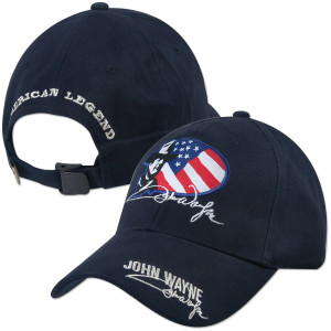 "John Wayne ""American Legend"" Adjustable Cap"