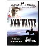 "John Wayne ""Blue Steel"" and ""Angel & the Badman"" (DVD Set)"