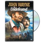 """John Wayne """"The Undefeated"""" DVD (1969)"""
