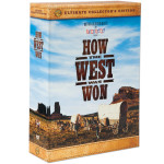 """John Wayne """"How the West Was Won"""" (Ultimate Collector's Edition) DVD (1962)"""