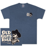 """John Wayne Old Guys Rule """"Another Fine Day"""" T-shirt"""