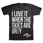 Skylar Grey Block Text T-Shirt
