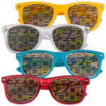 Electric Zoo CustomEyez Color Dots Sunglasses