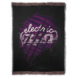 Electric Zoo Festival Throw