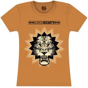 SuperHeavy Juniors Lion T-Shirt