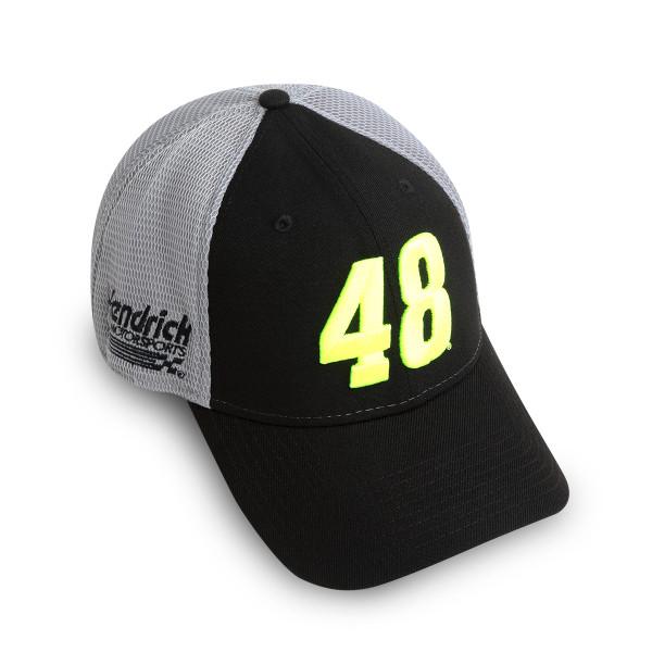 Jimmie Johnson  48 2018 NASCAR New Era 3930 2T Lowes Hat ... 556dbcee271