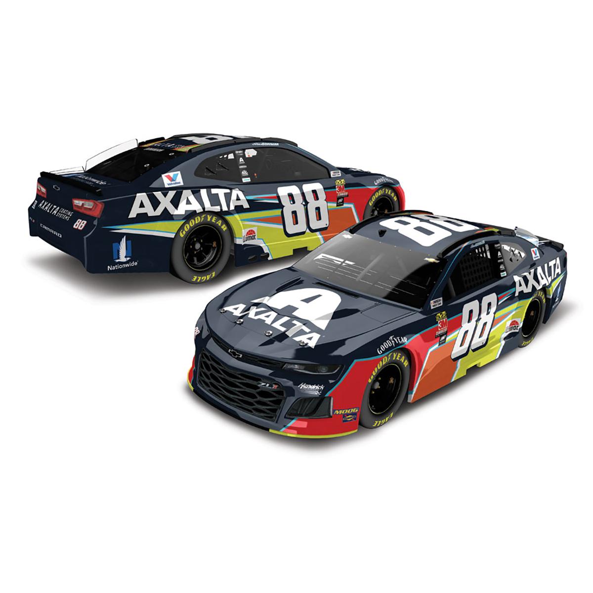 Alex Bowman #88 2019 NASCAR Axalta 1:64 Die-Cast