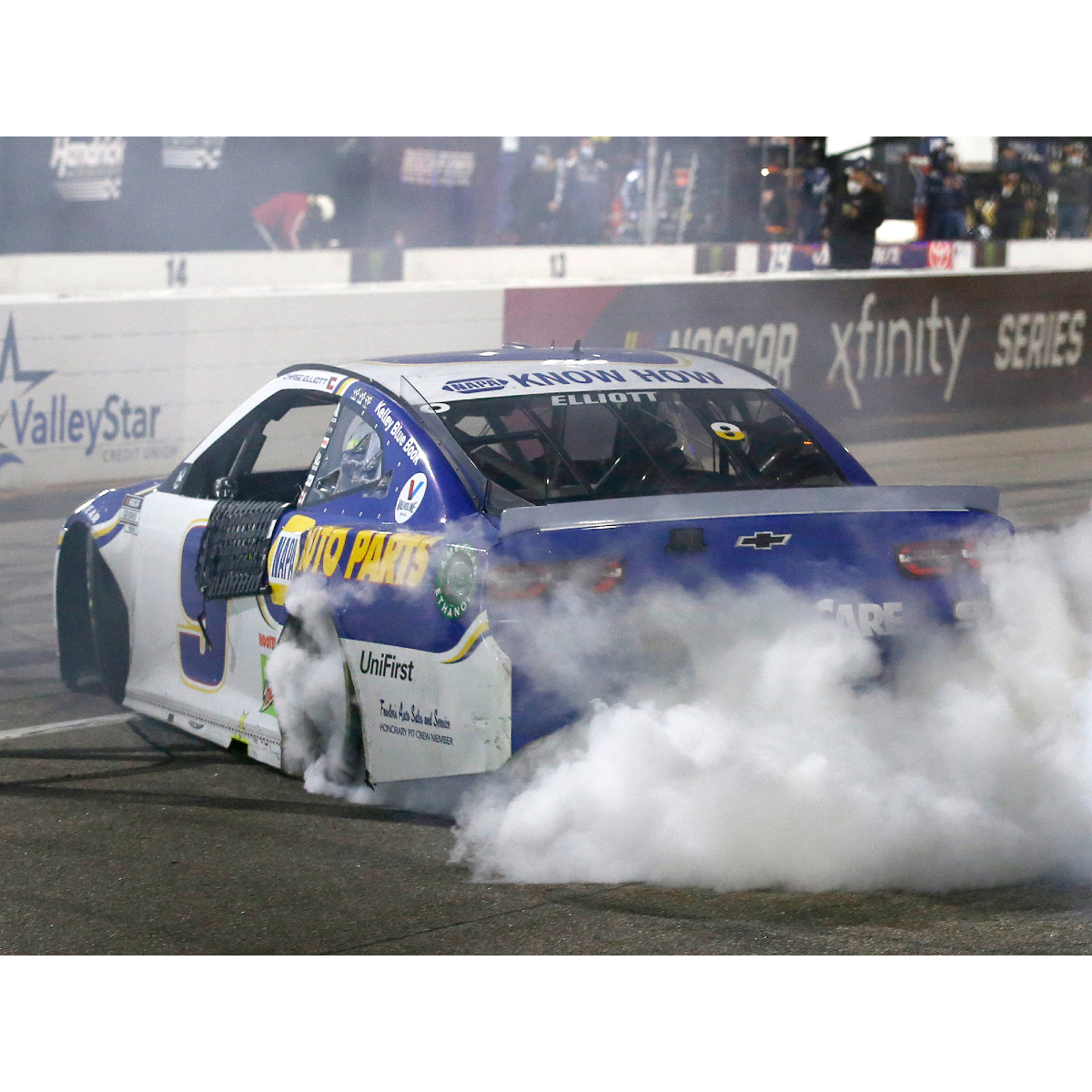 Chase Elliott XFINITY 500 RACE WIN Winner 1:64 Die-Cast