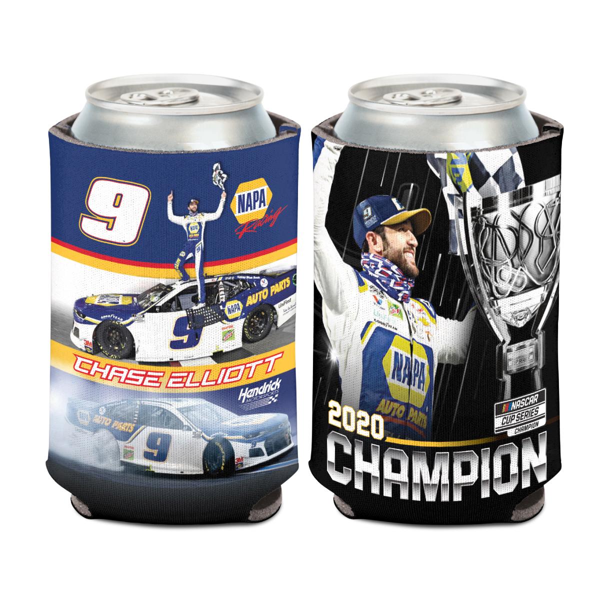 NASCAR 2020 Champion Can Cooler