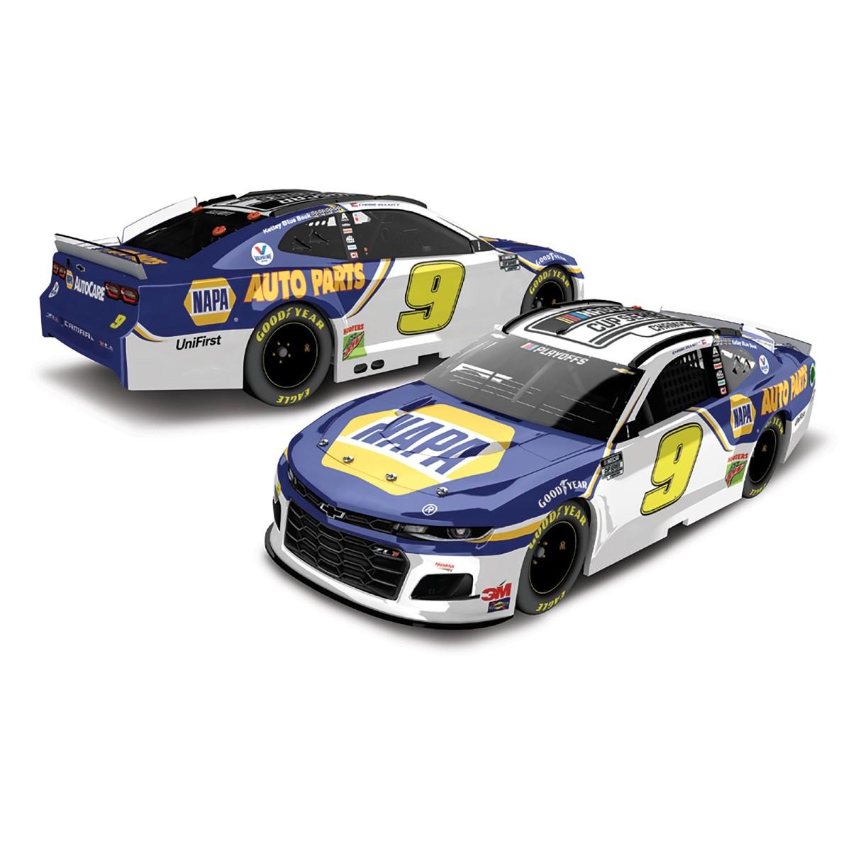 Chase Elliott 2020 NASCAR Cup Series Champion 1:64 Die-Cast