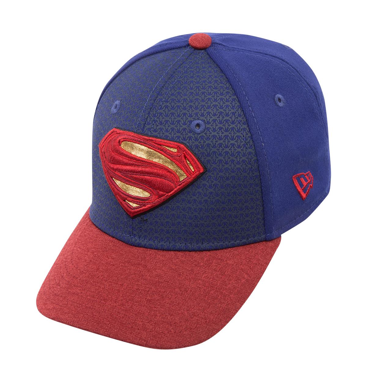 KKahne Justice League Superman Youth Cap -Y LG
