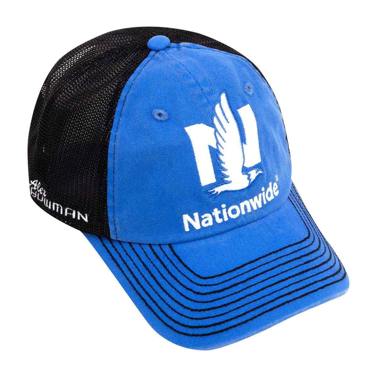 Alex Bowman #88 2018 Nationwide Vintage Trucker Hat