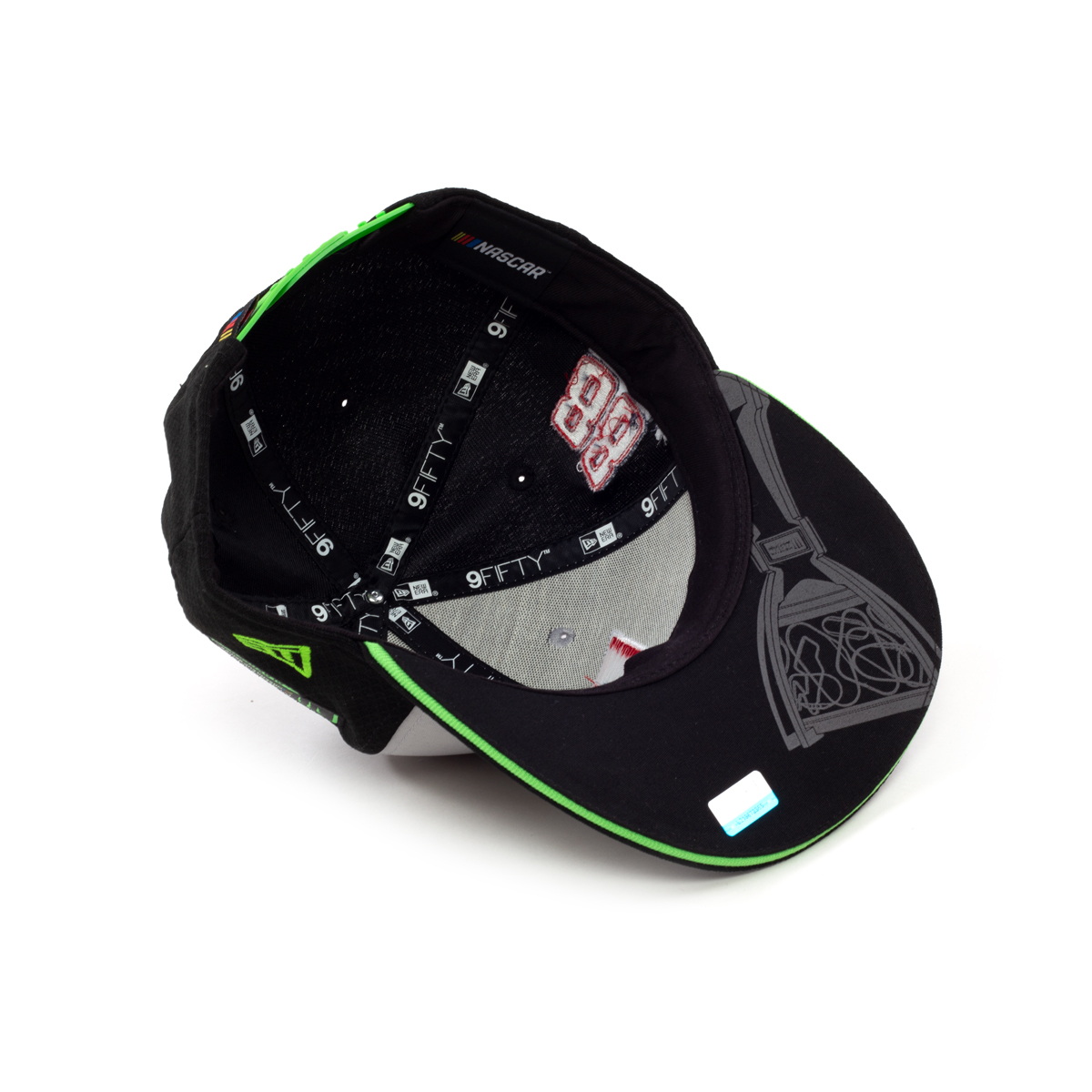 Alex Bowman  88 NASCAR New Era Valvoline Playoff Hat  f1ec03307941