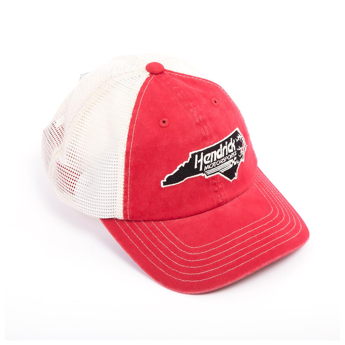 NASCAR Hendrick Motorsports Red Carolina Hat