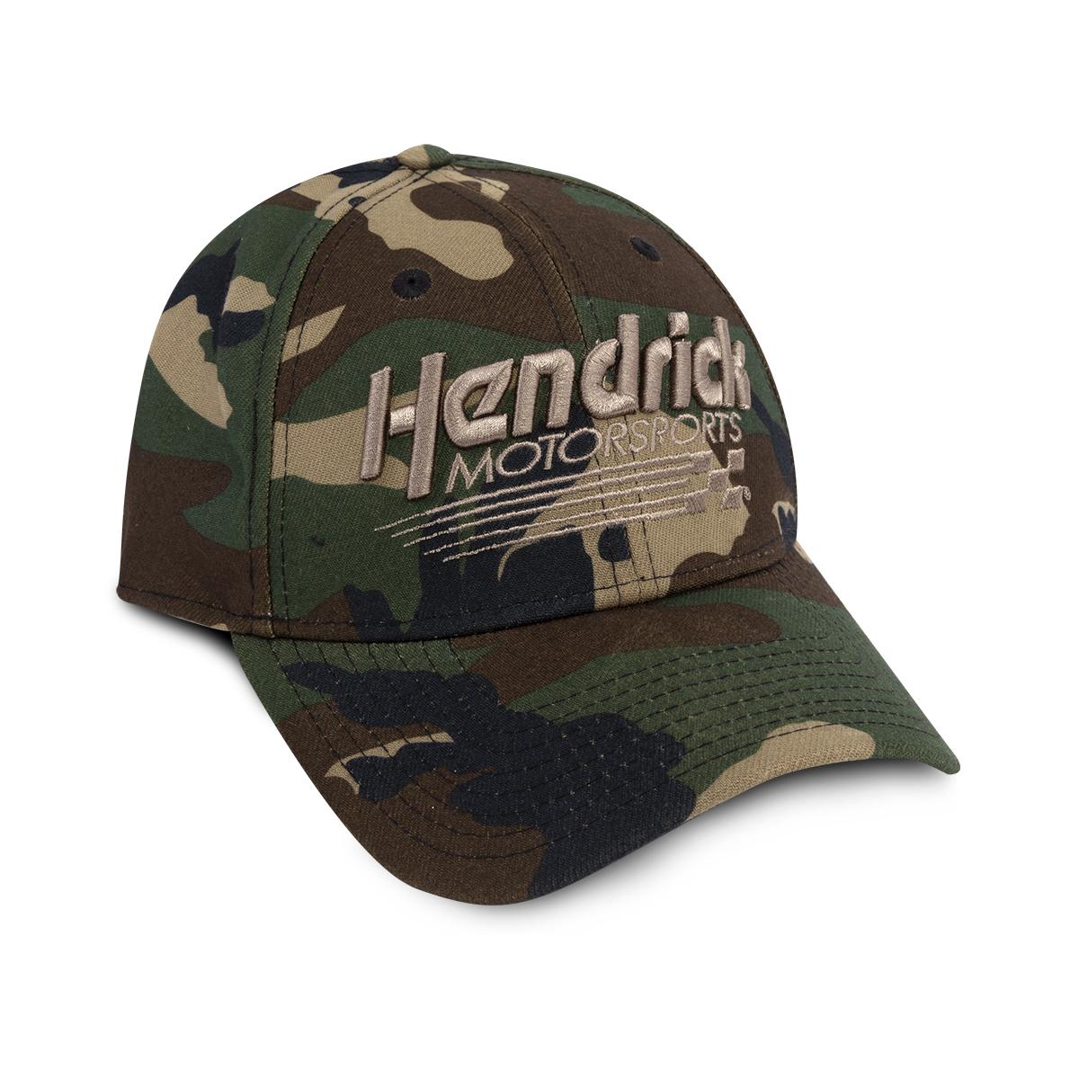 2019 NASCAR Hendrick Motorsports Camo 39Thirty New Era Hat