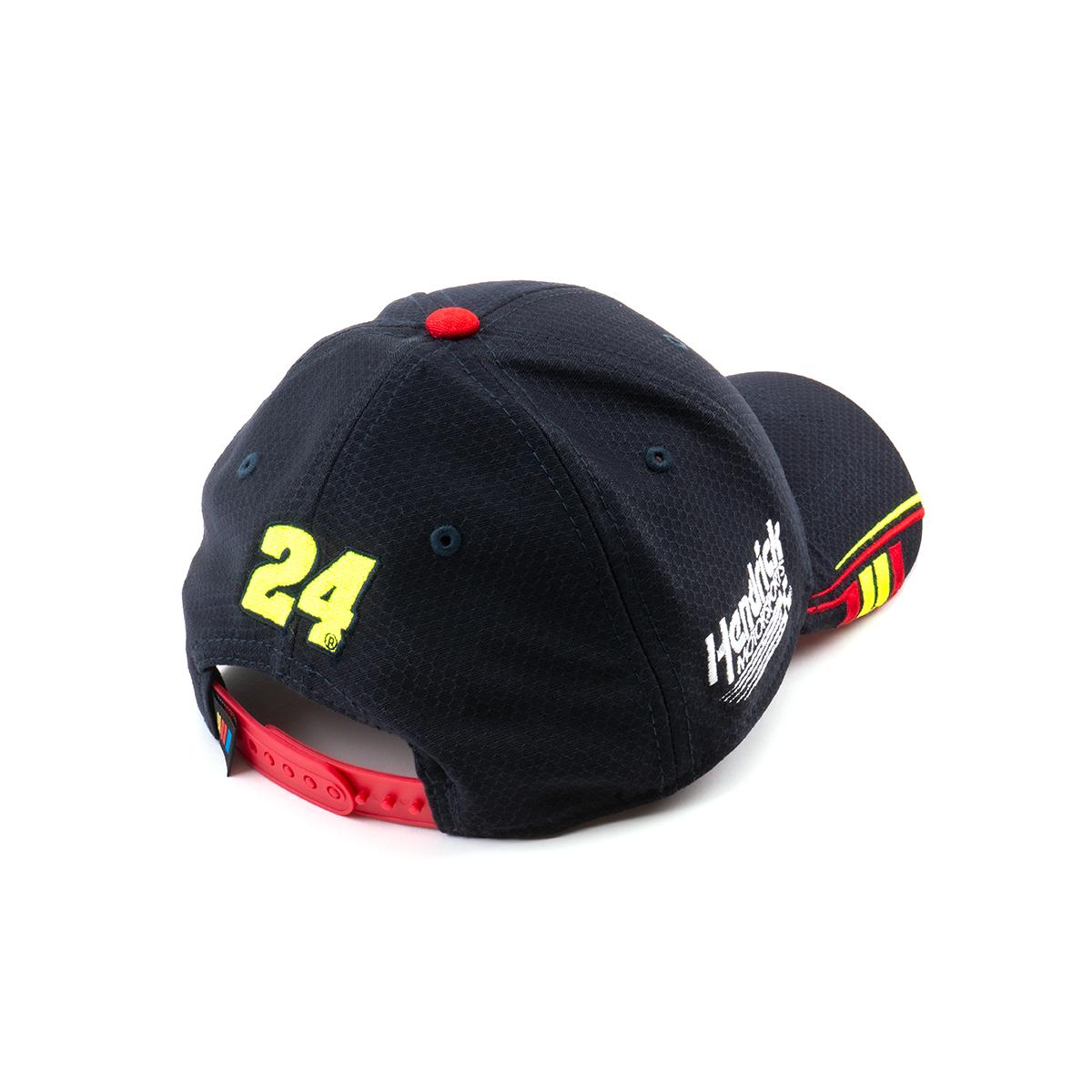 William Byron #24 2020 Axalta 9FORTY New Era Stretch Snap Hat