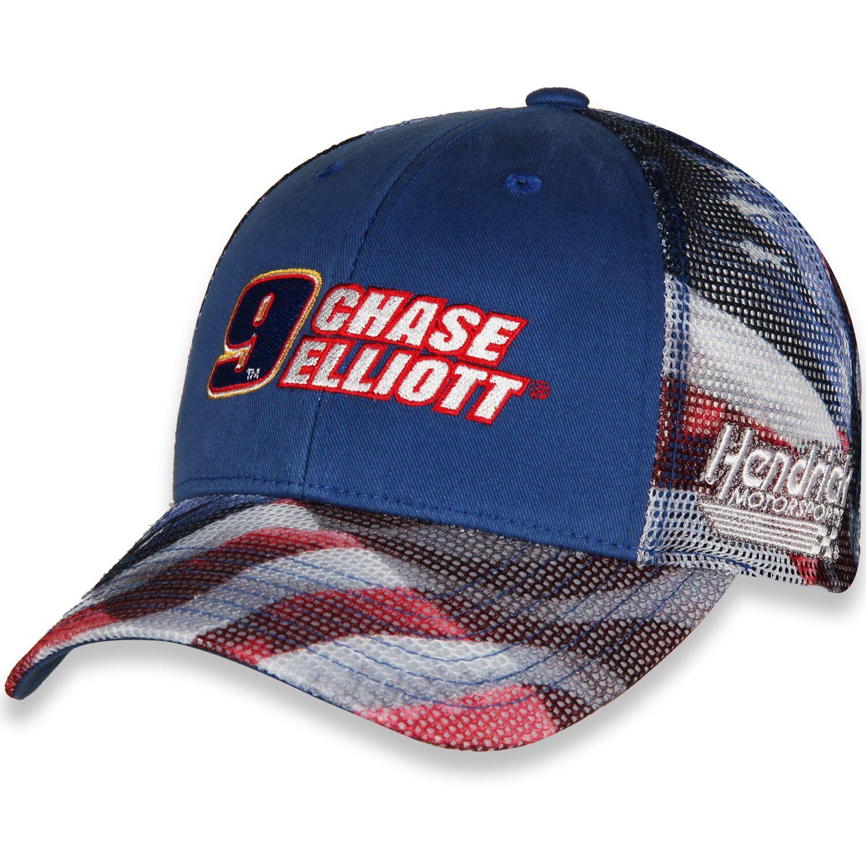 Chase Elliott #9 2020 Patriotic Snapback Hat