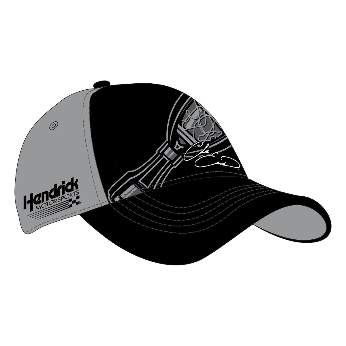 2020 NASCAR Champ Chase Elliott  - Adult Trophy Hat