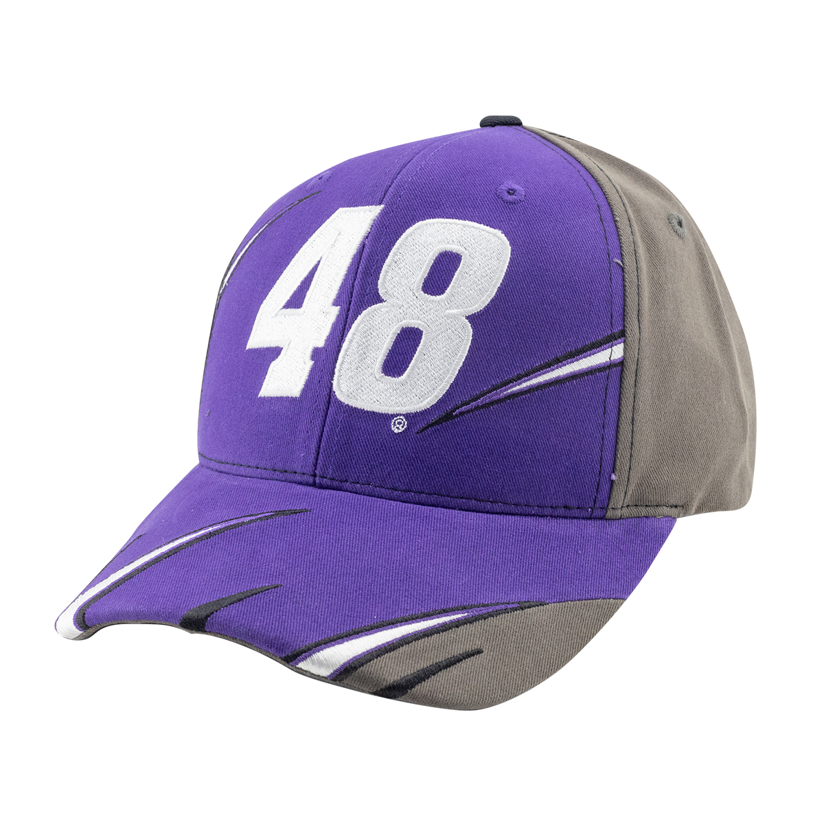Alex Bowman NASCAR 2021 #48 Adult Electrifying Hat