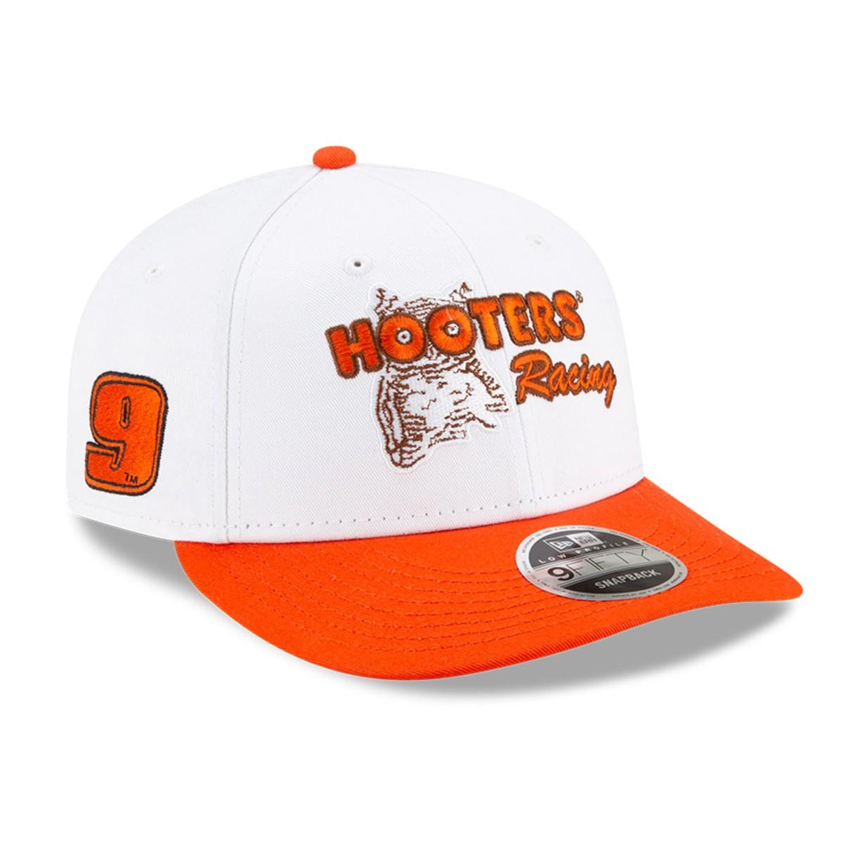 Chase Elliott #9 2021 Race Day  Hooters Snapback Hat