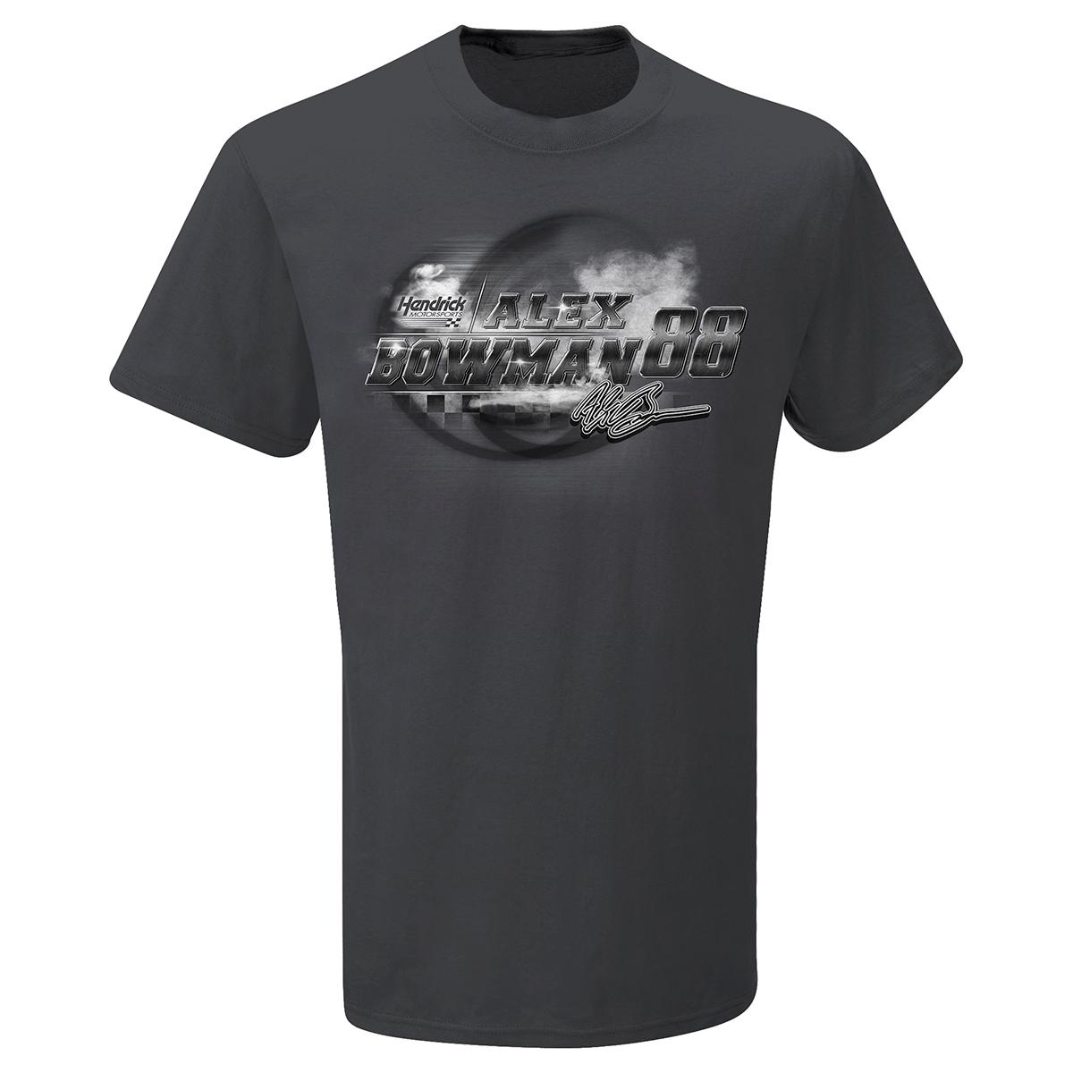 Alex Bowman #88 Steel Thunder T-shirt