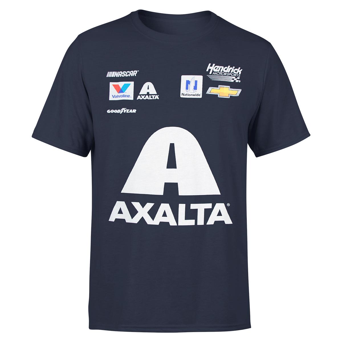 Alex Bowman NASCAR #88 Axalta Uniform T-shirt