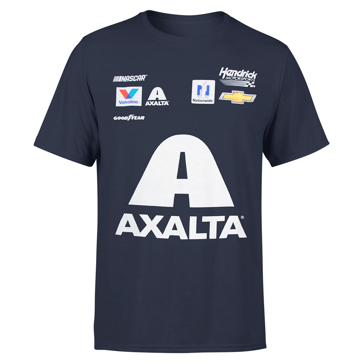 William Byron 2018 NASCAR #24 Axalta Uniform T-shirt