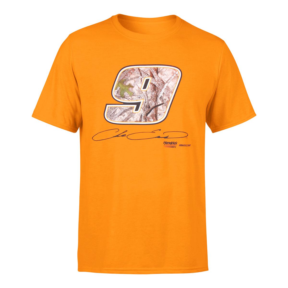 Chase Elliott 2018 #9 Youth TrueTimber Blaze T-shirt