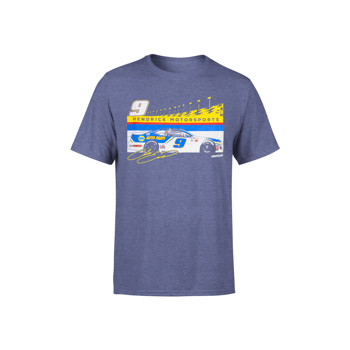 Chase Elliott #9 2018 NASCAR Grandstand T-shirt