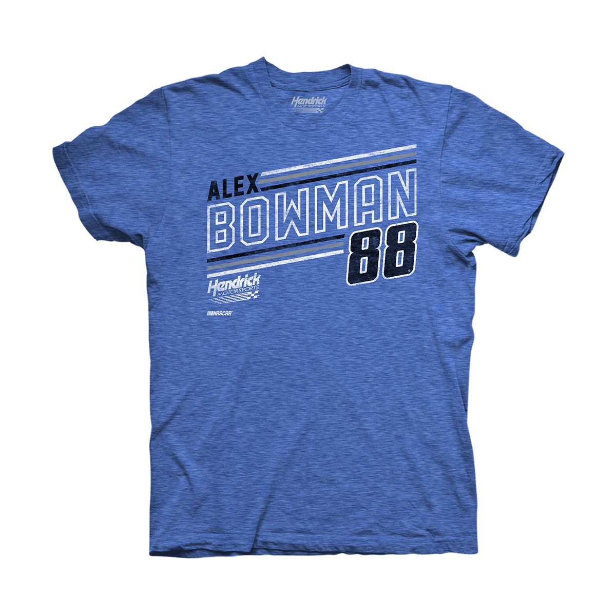 Alex Bowman #88 Vintage T-shirt