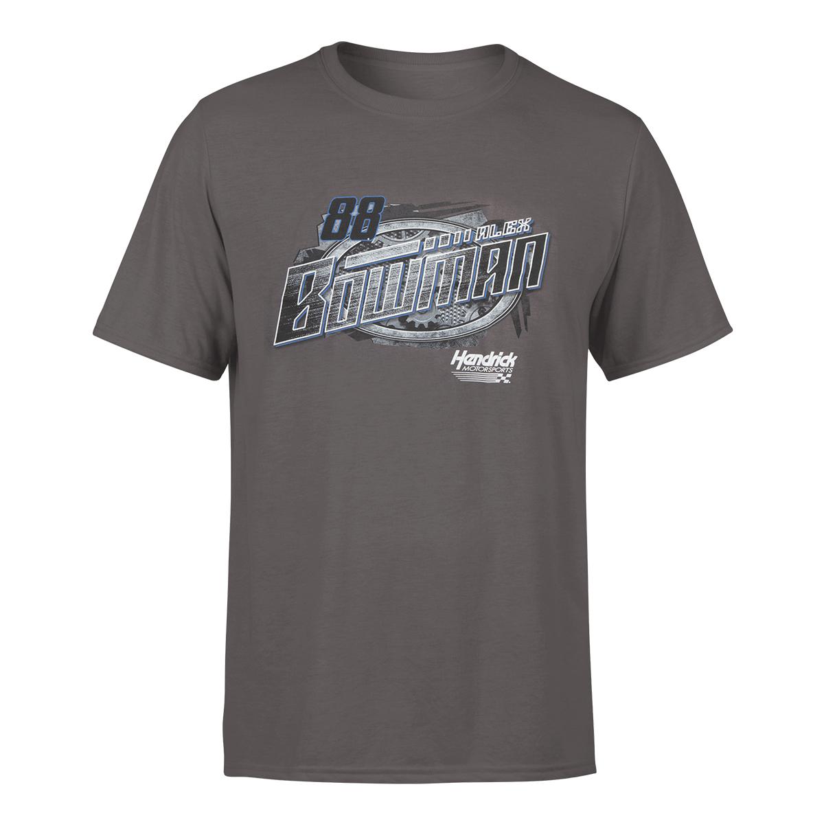 Alex Bowman #88 2019 NASCAR Steel Thunder T-shirt