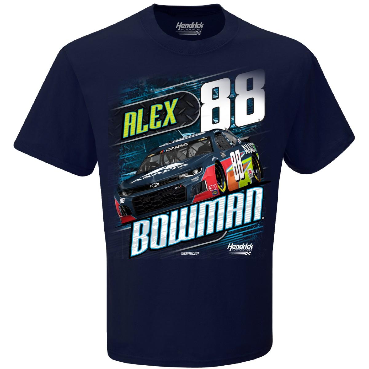 Alex Bowman #88 2020 Camber NASCAR T-shirt