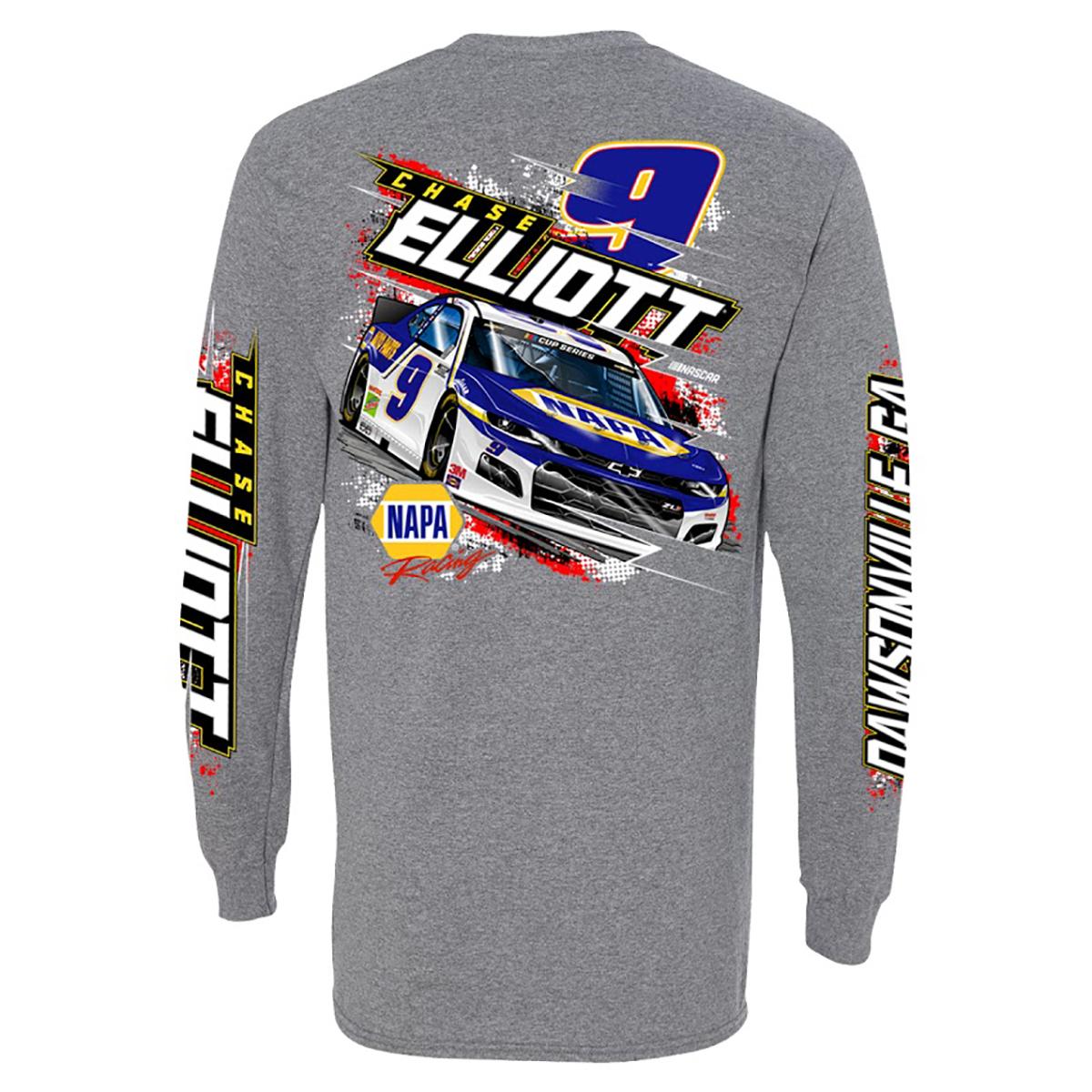 Chase Elliott #9 2020 NAPA LS T-shirt