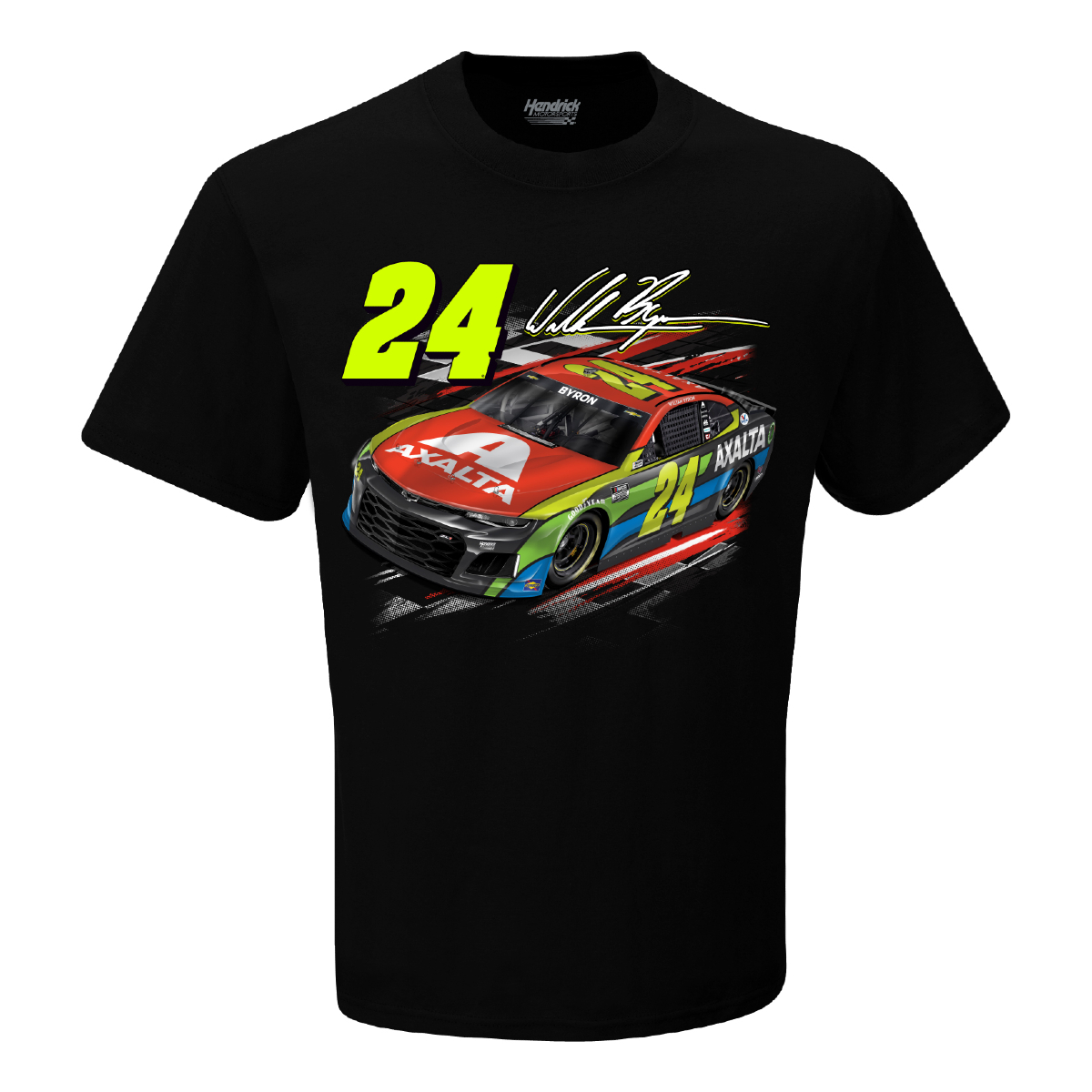 William Byron #24 2021 Axalta Tee