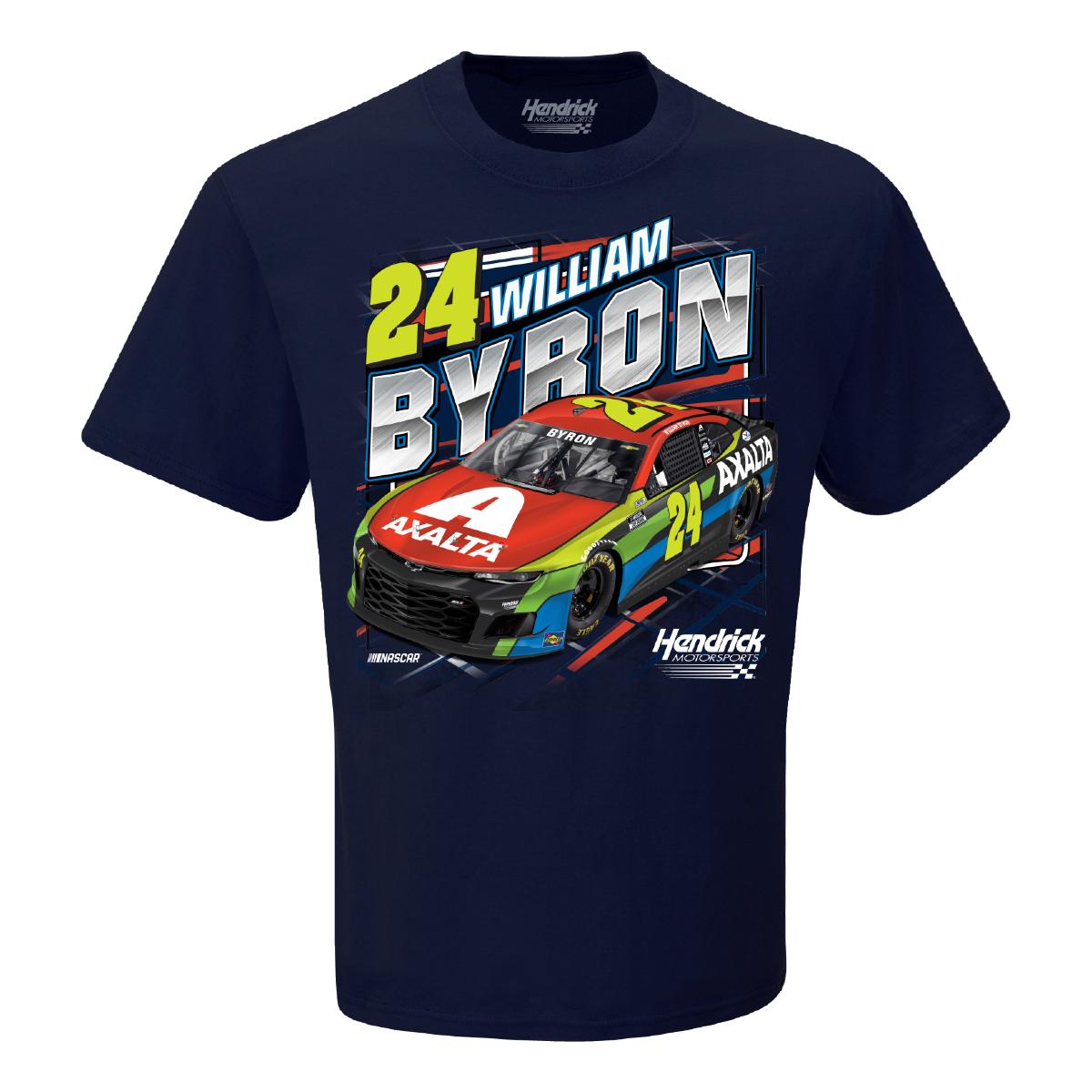 William Byron #24 2021 Qualifying Tee
