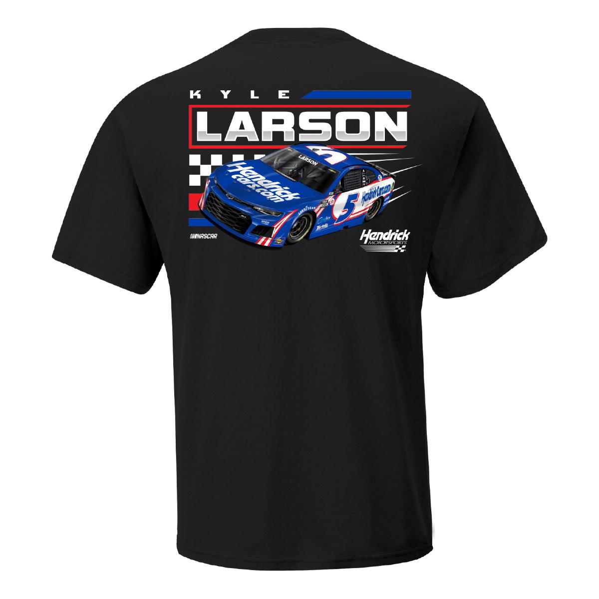 Kyle Larson 2-spot Spoiler Car T-shirt