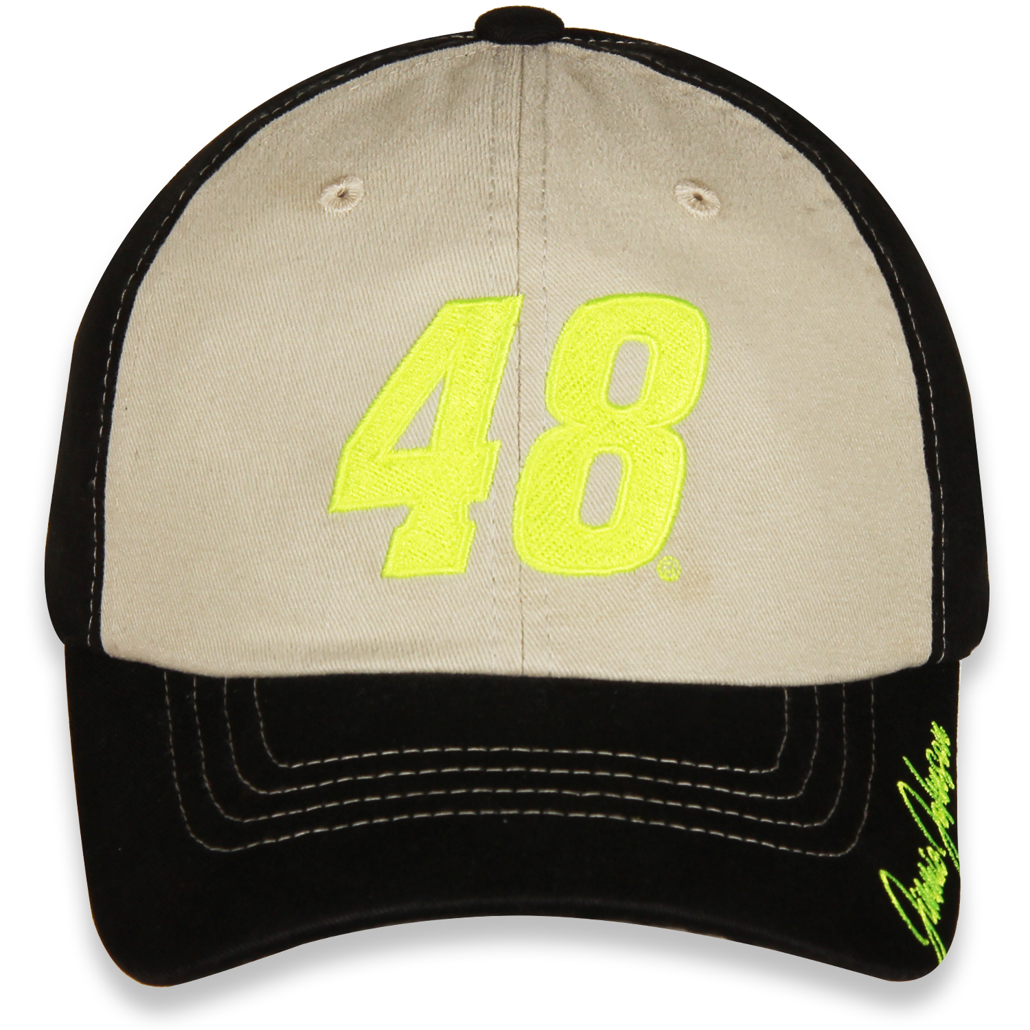 Jimmie Johnson #48 2020 Swift Adjustable Hat