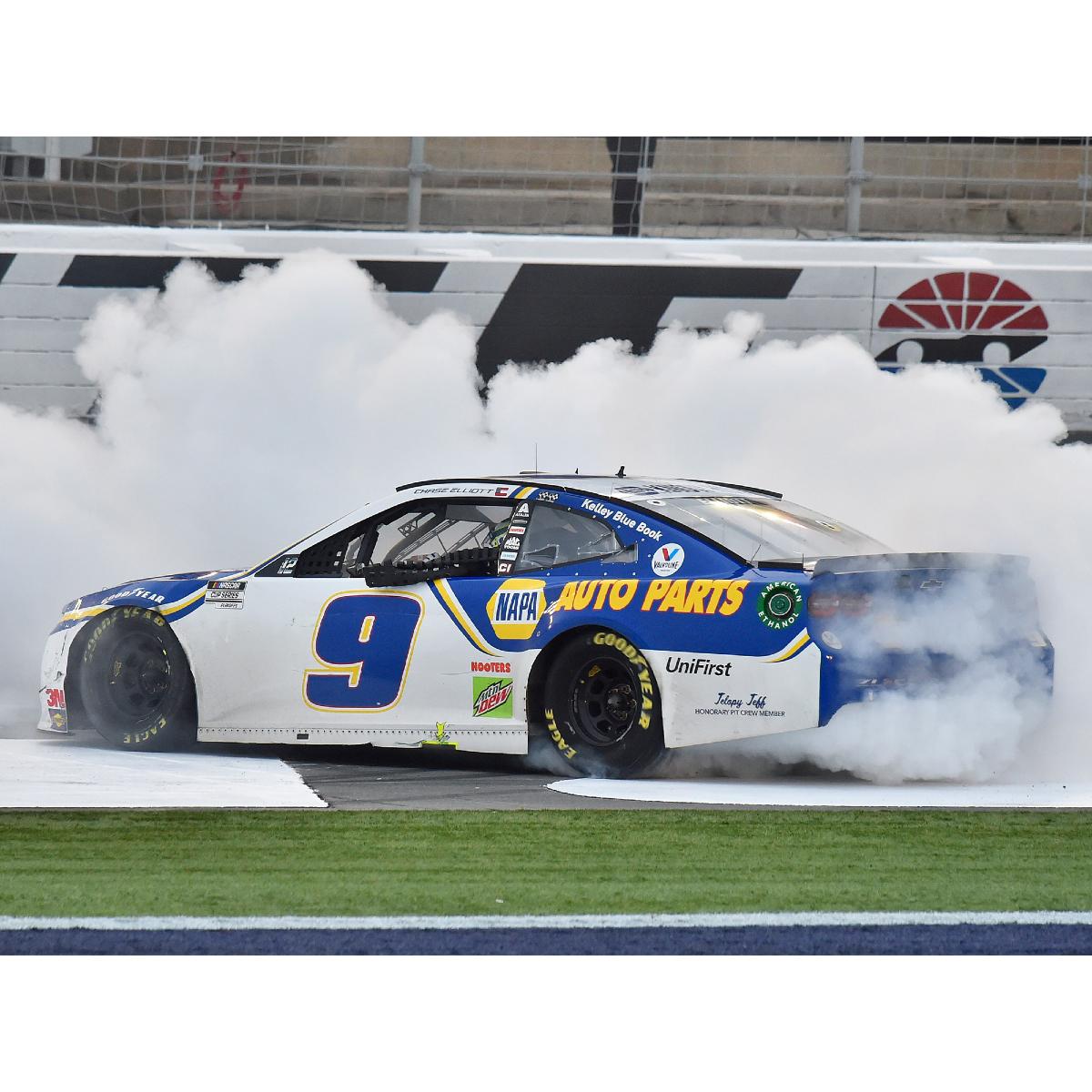 Chase Elliott 2020 Bank of America Roval 400 RACE WIN 1:64 Die-Cast