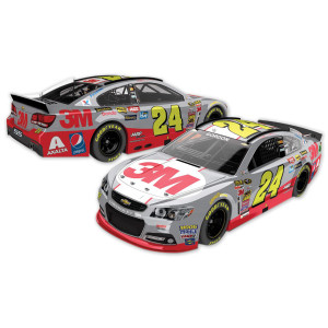 Jeff Gordon #24 1:64 Scale 2015 3M Diecast