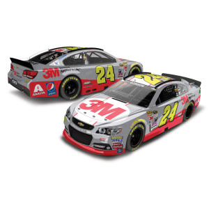 Jeff Gordon 2015 #24 3M Race Day 1:64 Scale Nascar Sprint Cup Series Die-Cast