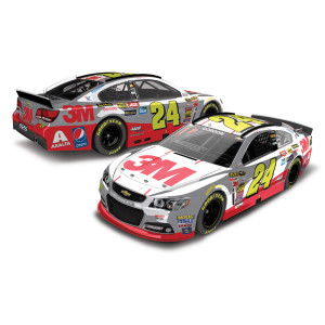 Jeff Gordon 2015 #24 3M 1:24 Scale Nascar Sprint Cup Series Liquid Color Die-Cast