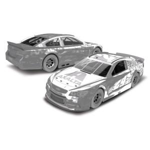 Jeff Gordon #24 Commemorative ICON SERIES Homestead 1:24 Scale Nascar Sprint Cup Series Die-Cast