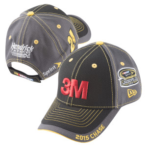 New Era Jeff Gordon #24 2015 3M Chase for the Cup hat