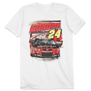 Jeff Gordon #24 Men's Front Runner T-Shirt